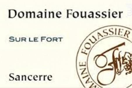 Sur le Fort - Domaine Fouassier - 2018 - Blanc