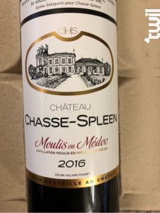Château Chasse-Spleen - Château Chasse-Spleen - 2016 - Rouge