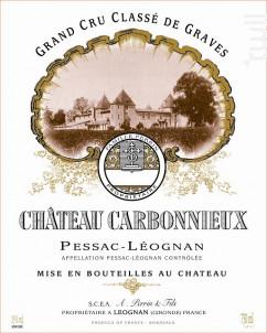Château Carbonnieux - Château Carbonnieux - 2008 - Blanc