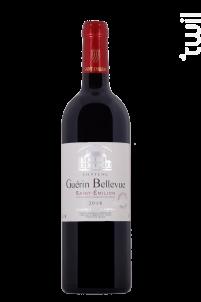 Château Guerin Bellevue - Château Guérin Bellevue - 2018 - Rouge