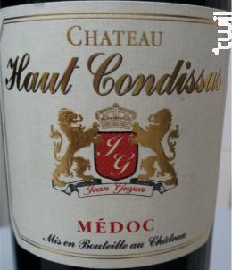 Château Haut-Condissas - Domaines Rollan de By - 1999 - Rouge