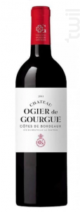 Château Ogier de Gourgue - Château Ogier de Gourgue - 2010 - Rouge