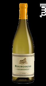 Bourgogne - Chardonnay - Domaine Camu Frères - 2018 - Blanc
