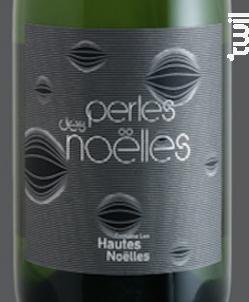 Perle des Noëlles - Domaine Les Hautes Noëlles - Non millésimé - Effervescent