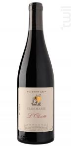 L'Olivette - Clos Marie - 2015 - Rouge