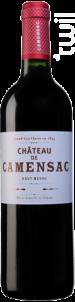 Château Camensac - Château de Camensac - 2016 - Rouge