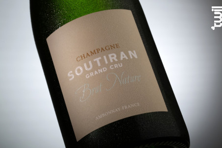 Cuvée Grand Cru Non Dosé - Champagne A. Soutiran - Non millésimé - Effervescent
