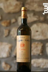 Pacherenc Du Vic, Vin Blanc, Château Laffitte Feston, Cuvée Ericka - Château Laffitte-Teston - 2008 - Blanc