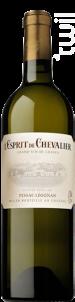 L'Esprit de Chevalier - Domaine de Chevalier - 2017 - Blanc