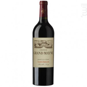 Château Grand Mayne - Château Grand Mayne - 2018 - Rouge