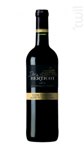 Duc de Berticot - Berticot - 2015 - Rouge