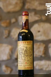 Chianti Riserva Ducale - Ruffino - 1954 - Rouge