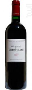 Domaine de Courteillac - Domaine de Courteillac - 2012 - Rouge