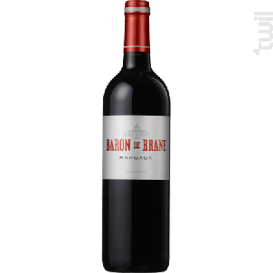 Baron de Brane - Château Brane Cantenac - 2013 - Rouge