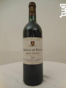 L'Abeille de Fieuzal - Château de Fieuzal - 2002 - Rouge