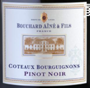 Coteaux Bourguignons - Bouchard Aîné et Fils - 2016 - Rouge