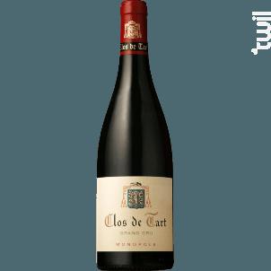 Clos De Tart Grand Cru Monopole - Van der Meulen - Non millésimé - Rouge