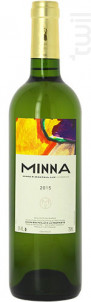MINNA - VILLA MINNA VINEYARD - 2015 - Blanc