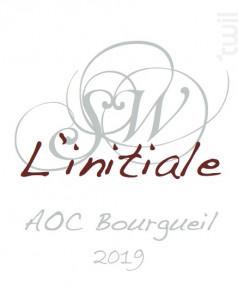 L'Initiale - Domaine Sebastien Wucher - 2019 - Rouge