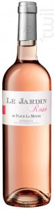 Le Jardin Rosé - Château Fleur La Mothe - 2019 - Rosé