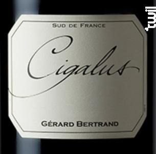 Cigalus - Maison Gérard Bertrand - Domaine de Cigalus - 2007 - Rouge