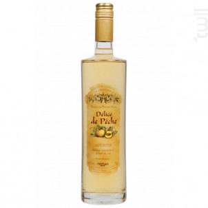 Délice de Pêche - Liquoristerie de Provence - Non millésimé - Blanc