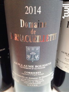 Domaine de Dernacueillette - Domaine de Dernacueillette - 2017 - Rouge