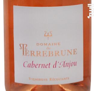 Cabernet d'Anjou - Domaine de Terrebrune - 2019 - Rosé