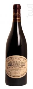 Vieilles Vignes - Domaine Filliatreau - 2015 - Rouge
