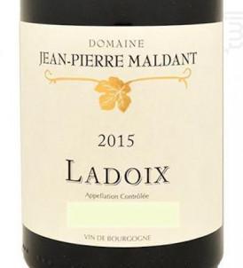 Ladoix - Domaine Maldant Jean-Pierre - 2017 - Rouge