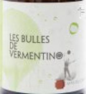 Les Bulles de Vermentino - Mas du Chêne - 2016 - Effervescent