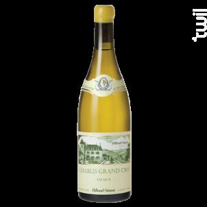 Chablis Grand Cru Valmur - Domaine Billaud-Simon - 2015 - Blanc