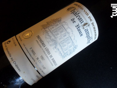 Château  Lamothe De Haux - Château Lamothe de Haux - 1997 - Rouge