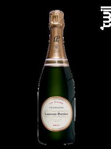 Laurent Perrier La Cuvee + 6 Flutes - Champagne Laurent-Perrier - Non millésimé - Effervescent