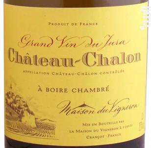 Chateau Chalon 62 cl
