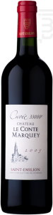 Château le Conte Marquey - Château le Conte Marquey - 2014 - Rouge