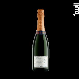 Blanc de Blancs Millésimé 2013 - EPC Champagne - 2013 - Effervescent