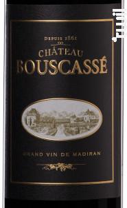 Château Bouscassé - Château Bouscassé - 2014 - Rouge