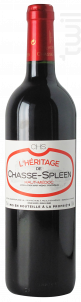 L'Héritage de Chasse-Spleen - Château Chasse-Spleen - 2019 - Rouge
