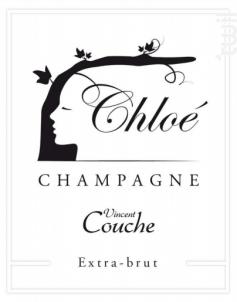 Chloé - Brut Nature - Champagne Vincent Couche - Non millésimé - Effervescent