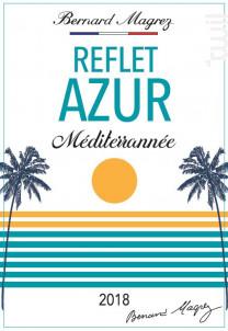 Reflet d'Azur - Bernard Magrez - 2019 - Rosé
