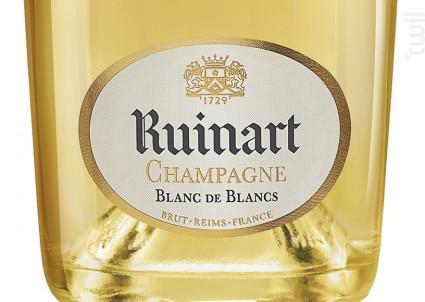 Ruinart Blanc De Blancs En Coffret - Ruinart - Non millésimé - Effervescent