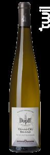 Gewurztraminer Grand Cru Brand de Turckheim - Dopff Au Moulin - 2017 - Blanc