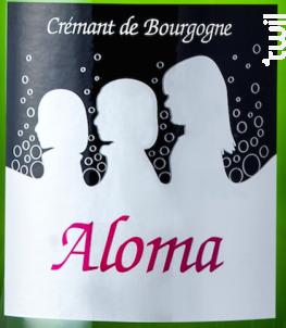 Aloma - Domaine Petitjean - 2018 - Effervescent