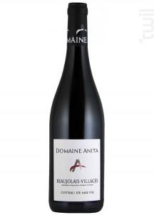 Côteau de Malval - Domaine Anita - 2016 - Rouge
