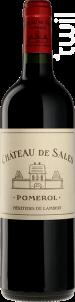 Château de Sales - Château de Sales - 2014 - Rouge