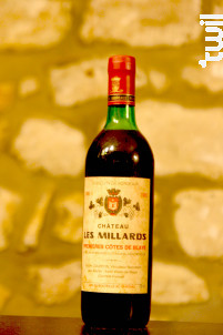 Les Millards - Château les Millards - 1985 - Rouge