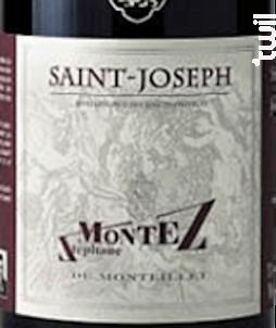 Saint-Joseph - Domaine du Monteillet - Stéphane Montez - 2016 - Blanc
