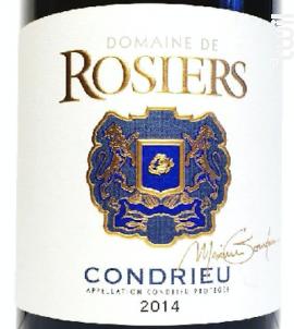 Condrieu - Domaine de Rosiers - 2017 - Blanc