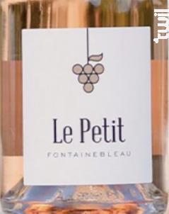 Le Petit Fontainebleau - Domaine Fontainebleau en Provence - 2020 - Rosé
